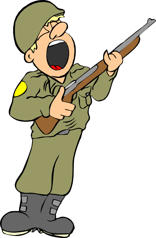 vector library library Wars clipart army engineer. Military soldier .