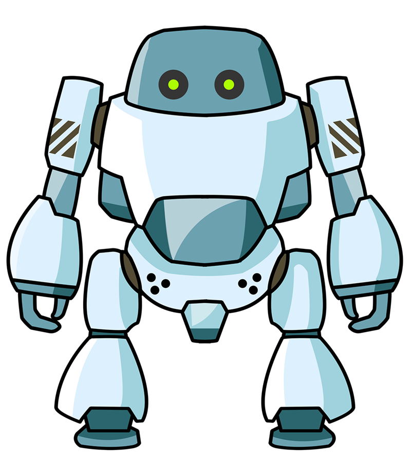 jpg library download Robot Clipart soldier