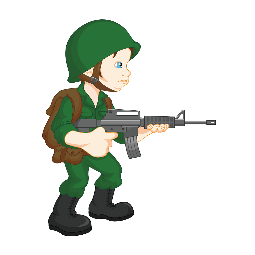 clip art free Soldier clip art heavily. Military clipart army