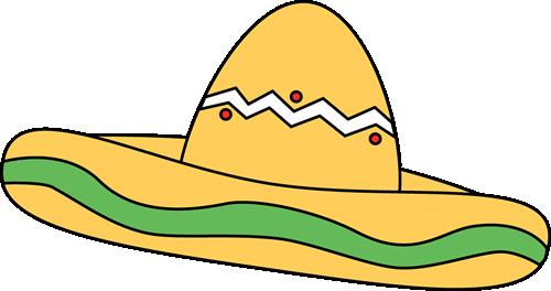 transparent library Clip art image. Cinco de mayo clipart sombrero.
