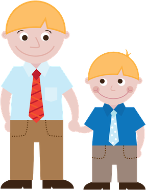 free download Brother clipart individual family member. Pai minus pinterest dad.