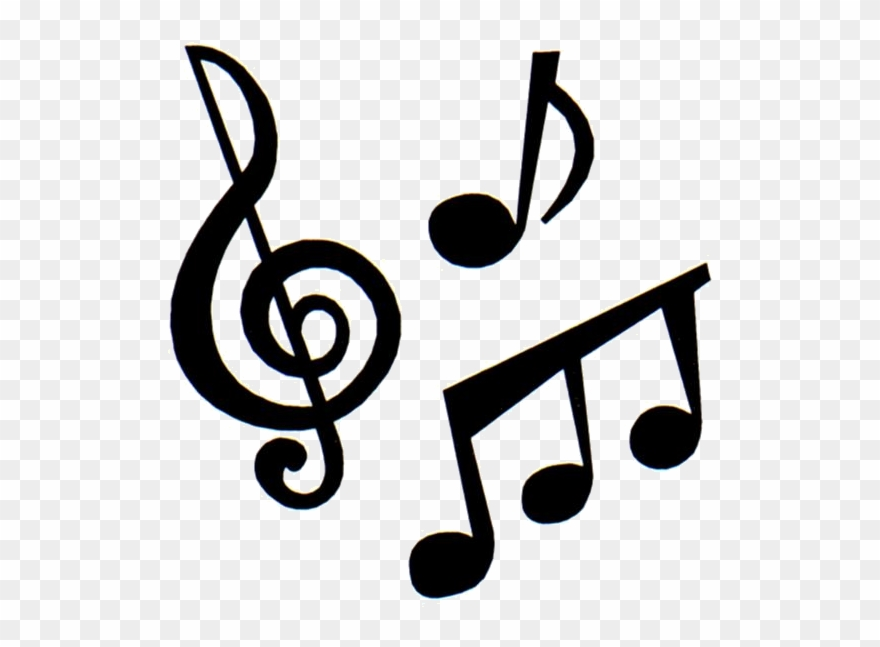 jpg stock Singing music notes pinclipart. Song clipart.