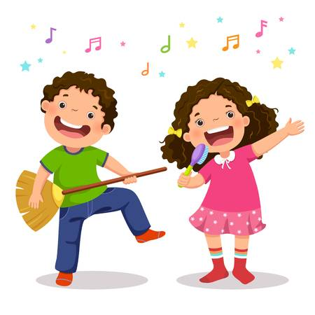 image free library Song clipart. Singing a portal .