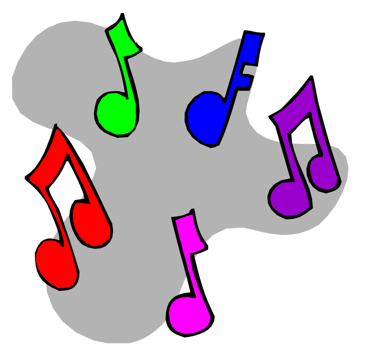 clip royalty free Music word free on. Song clipart.
