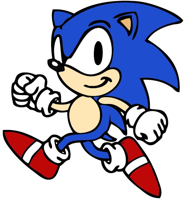 image transparent stock Sonic the Hedgehog Clip Art