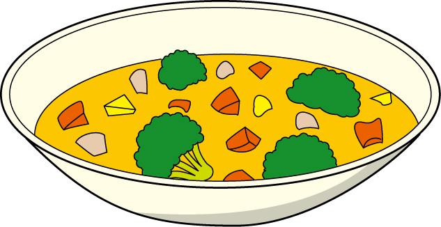 image transparent download vegetable soup clipart