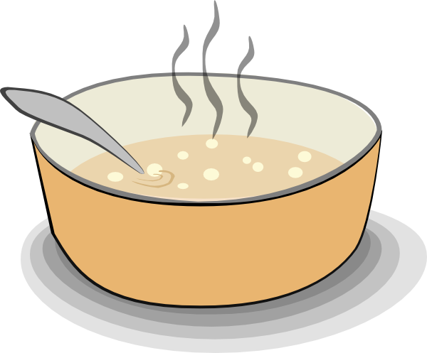 banner free Soup Clip Art Pictures