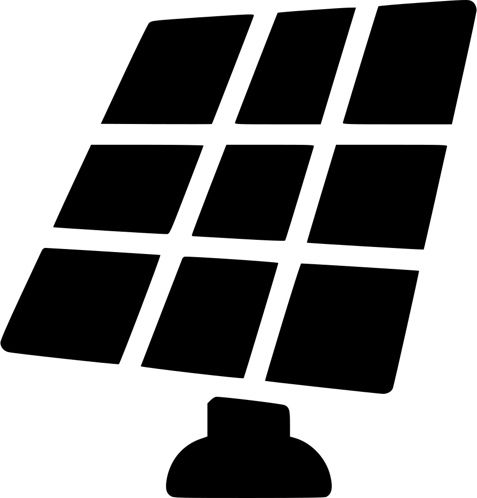 png download  best panel black. Source clipart solar cell.