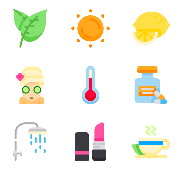 free Massage Icons