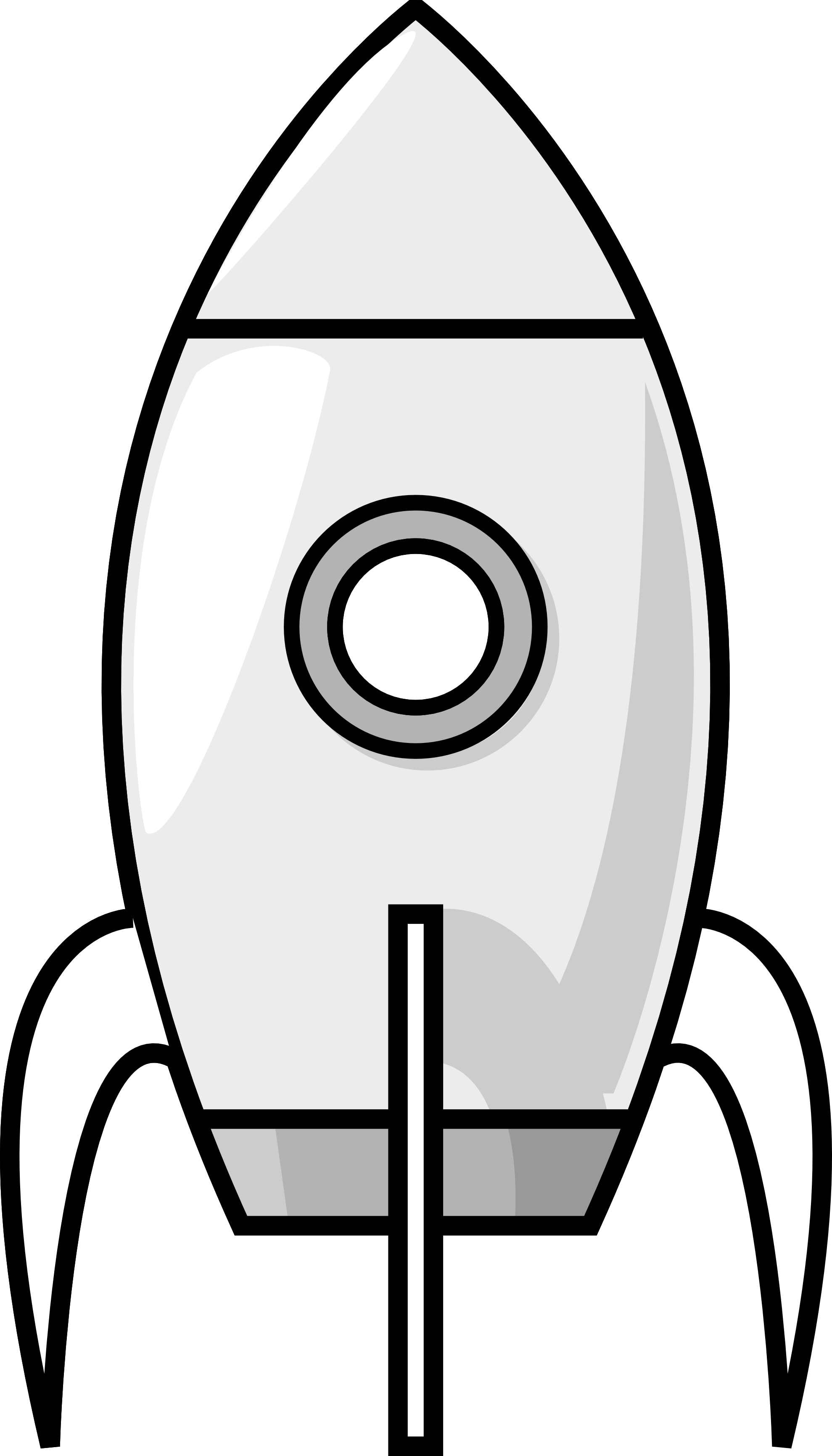 clip art Spaceship png images transparent. Clipart black and white moon