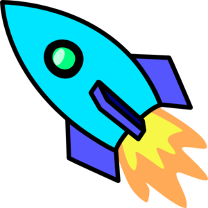 vector transparent Spaceship Clip Art at Clker