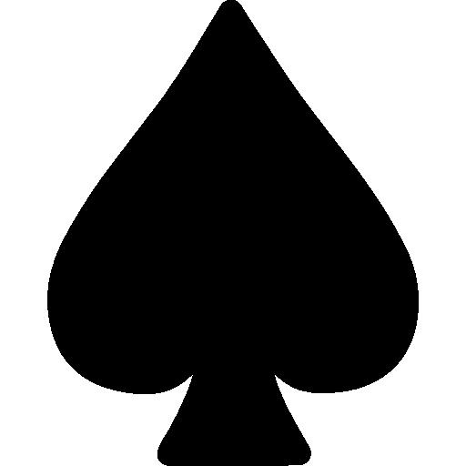 svg free Spade Icon
