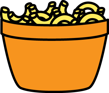 clip art library stock Pasta Clip Art