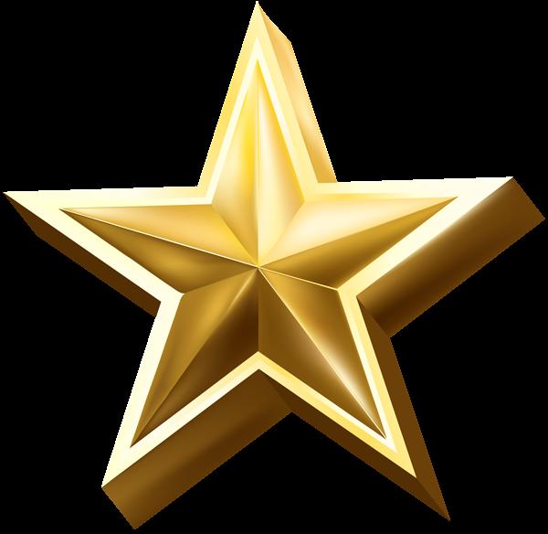 image royalty free download Deco Star Transparent PNG Clip Art Image