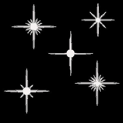 jpg Transparent background free on. White sparkle clipart