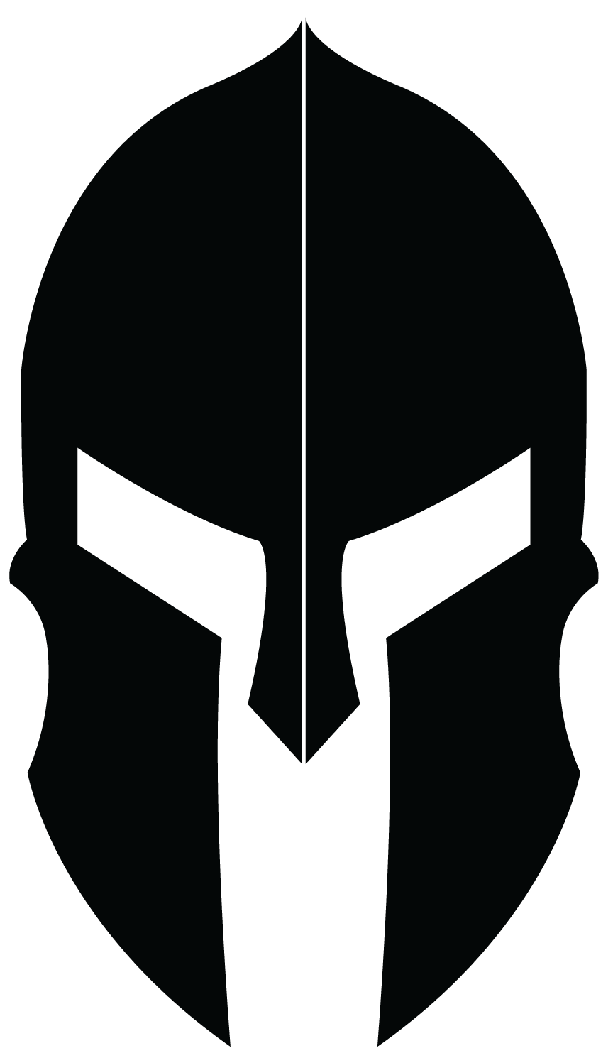 jpg freeuse library Logo design for Spartan Helmet