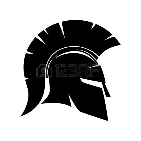 clip art library stock Spartan clipart. Helmet free download best