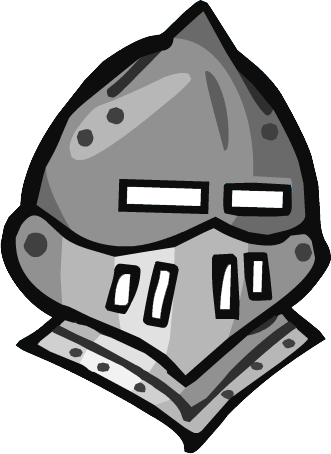 clip freeuse library Knight Helmet