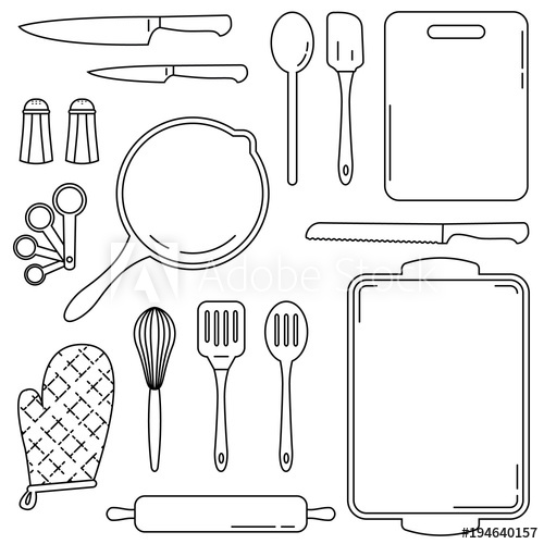 jpg library download Kitchen tools