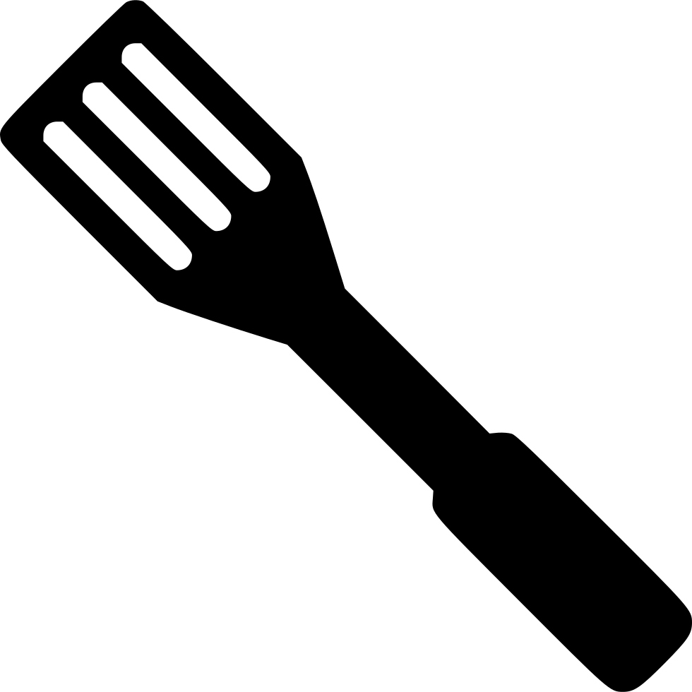 clipart black and white Cooking Spatula Kitchen Food Svg Png Icon Free Download