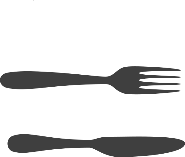 picture download Silver Cutlery Clip Art at Clker