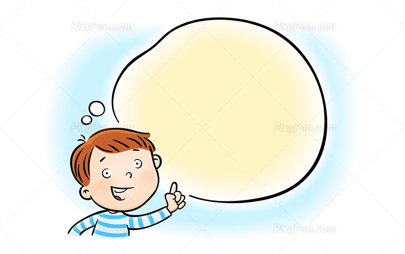 vector transparent library Free boy cliparts download. Kid talking clipart