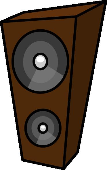 clipart free stock Cartoon Speaker Clip Art at Clker