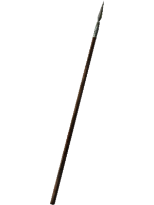 graphic Iron Spear