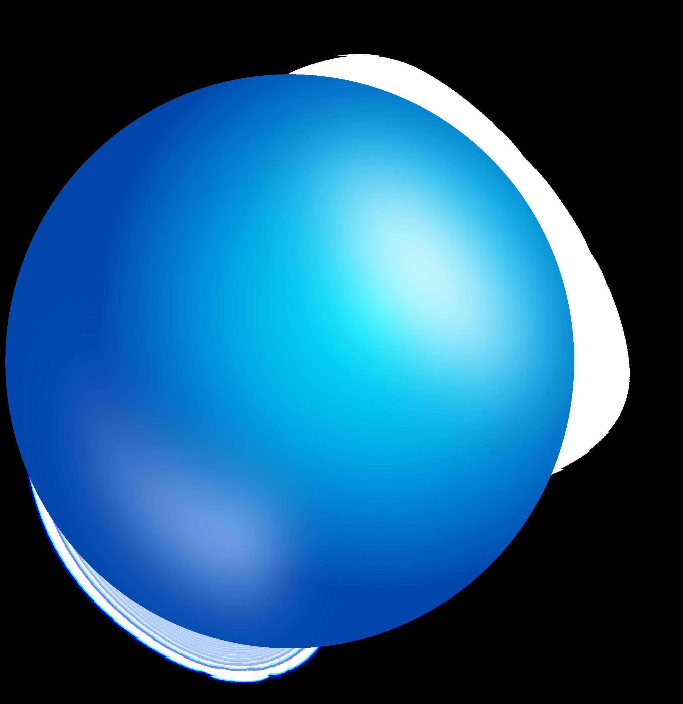 clip art download Blue clip art transprent. Ball transparent sphere