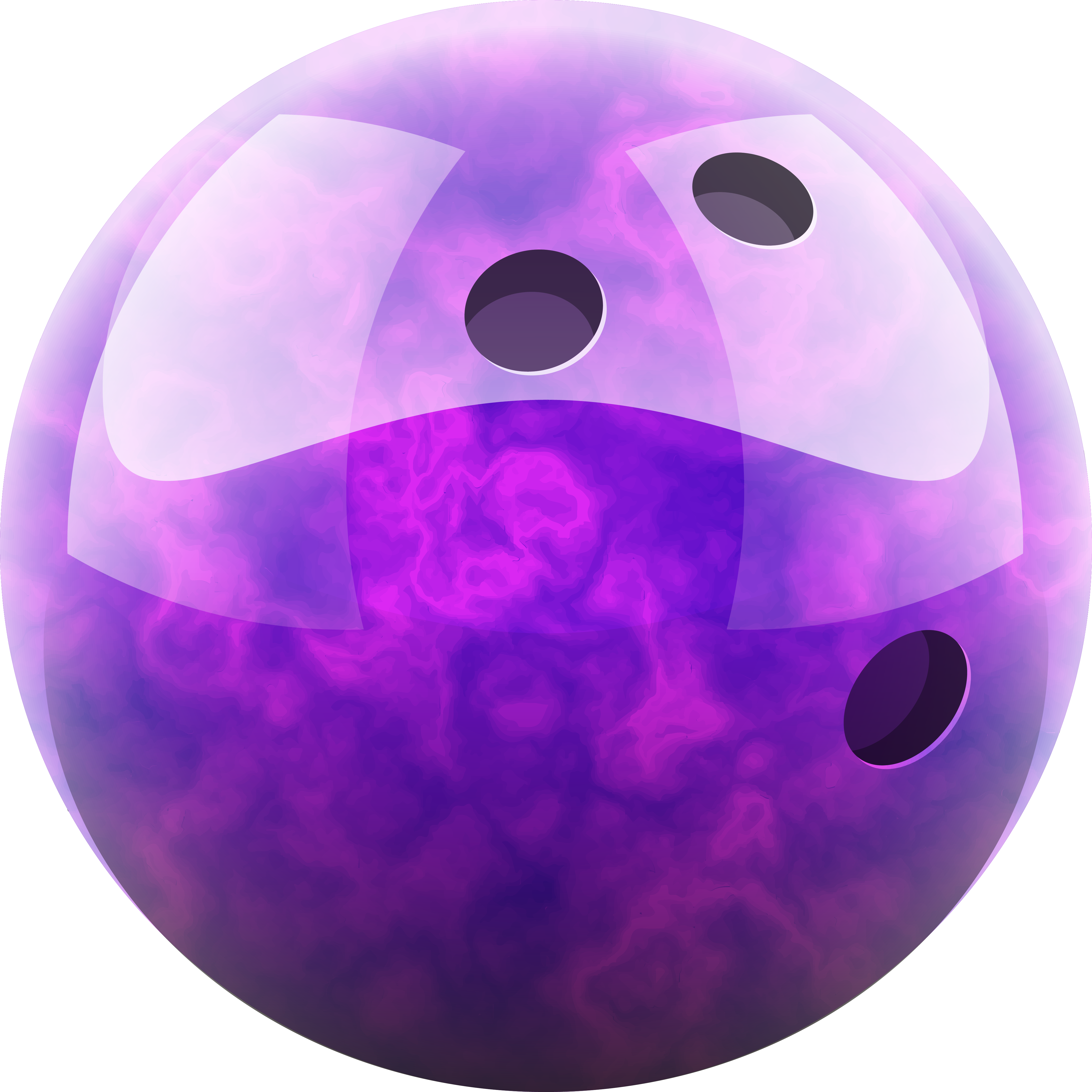 clipart library download Sphere clipart cone. Purple ball free on