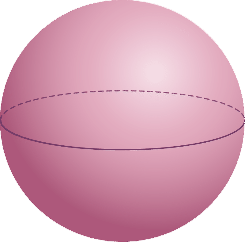 jpg transparent stock Sphere clipart cone. Faces edges and vertices