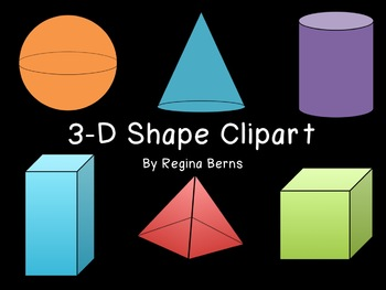 banner library stock  d shape cylinder. Sphere clipart cone