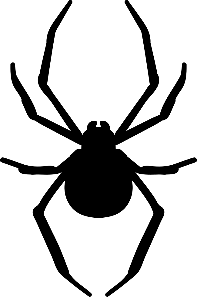 clipart black and white stock Spider and web clipart. Arthropod free on dumielauxepices