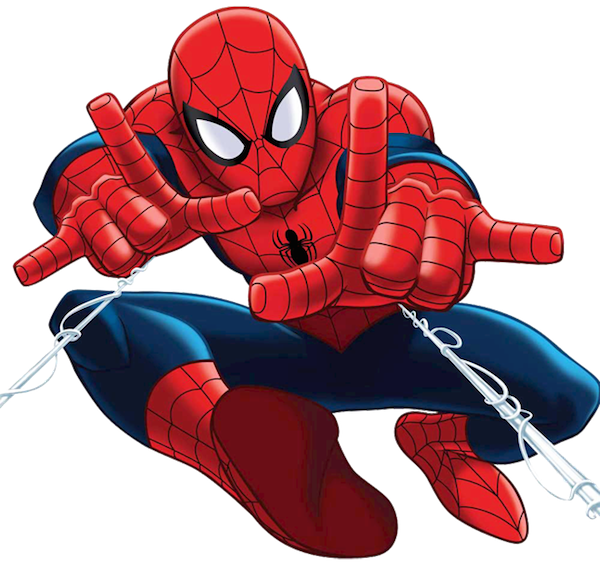 png free library transparent spiderman free printable #106643331