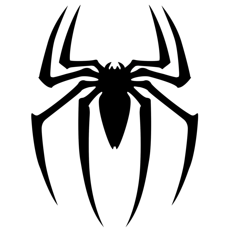 clip royalty free download spiderman logo clipart #67557383