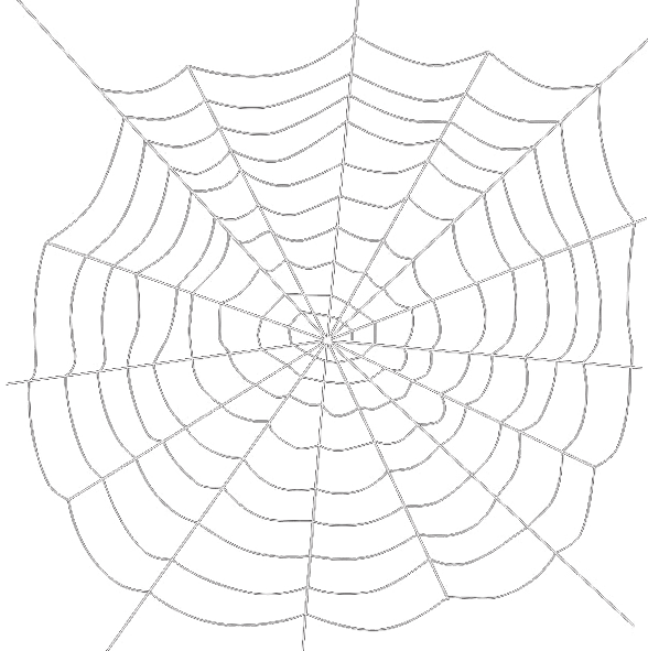 clip art royalty free White spider web clipart. Spiders drawing at getdrawings