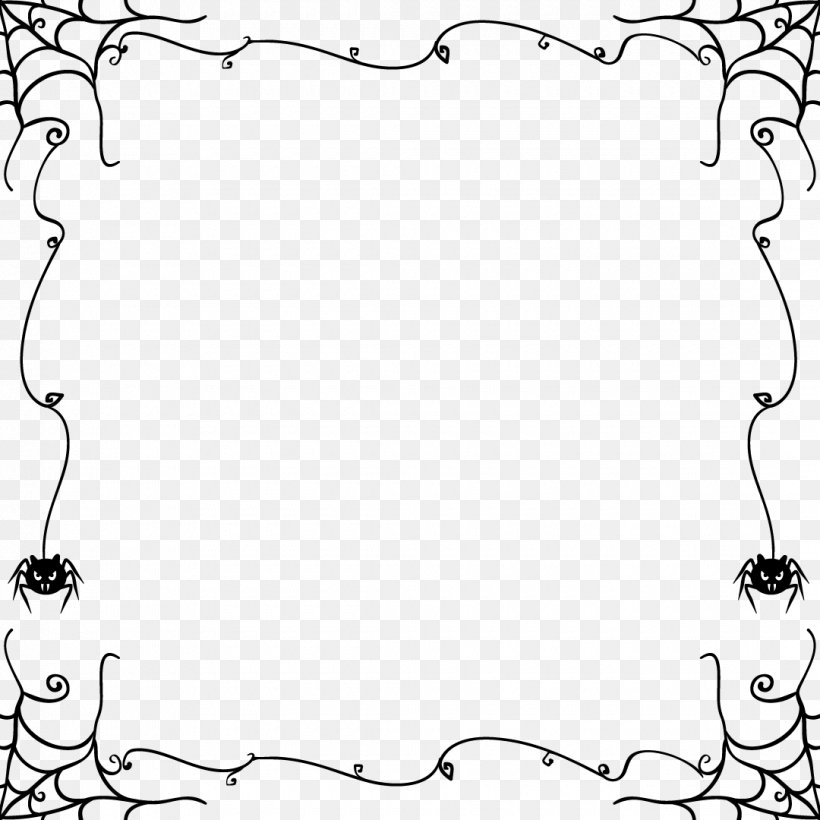 image free stock Spider web border clipart. Clip art png x