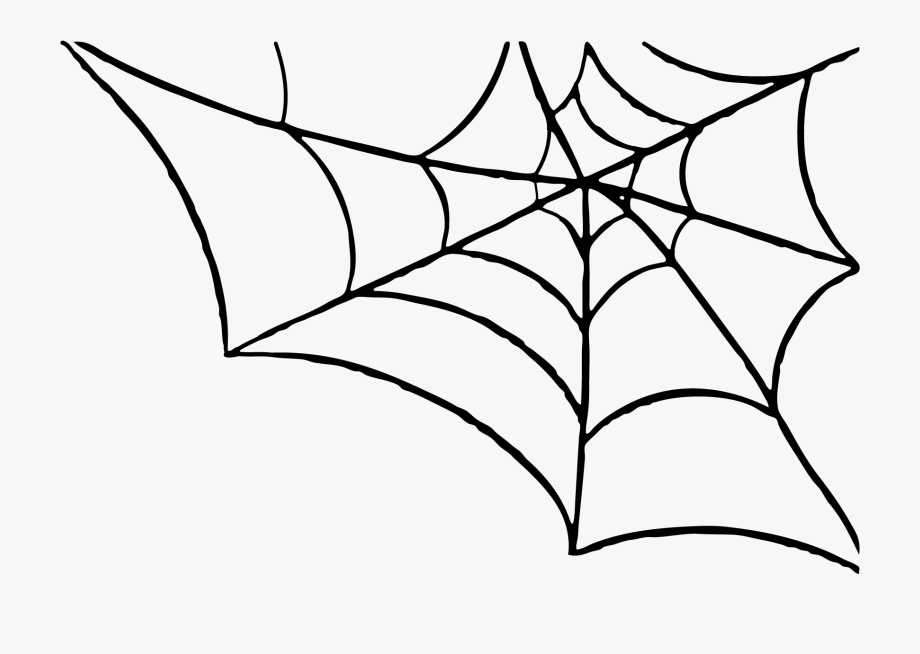 picture library Kid . Halloween spider web clipart