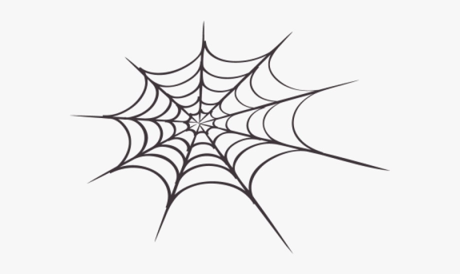 image transparent download Spider web clipart png. Webb