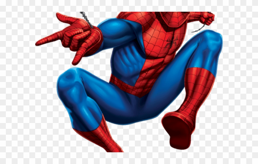 royalty free stock Spider man clipart. Free spiderman thermos soft.