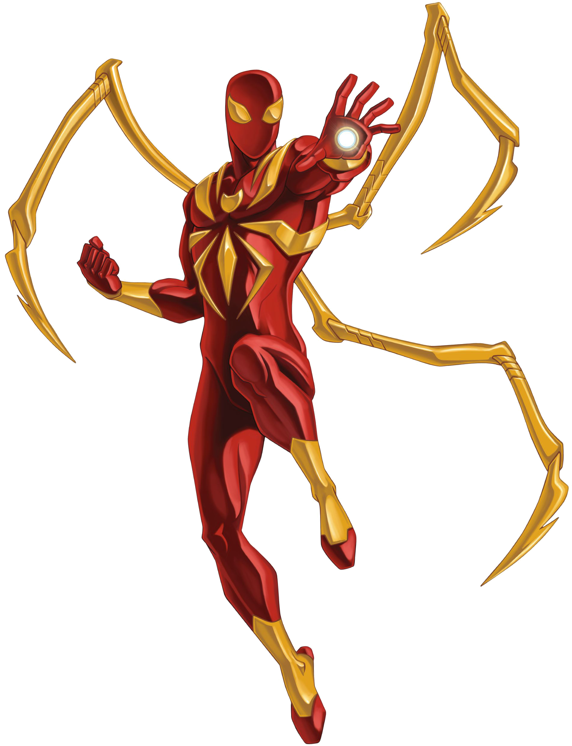 banner free Iron Spiderman PNG Transparent Iron Spiderman
