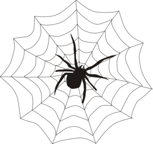 png free stock Spiderman clipart spider net