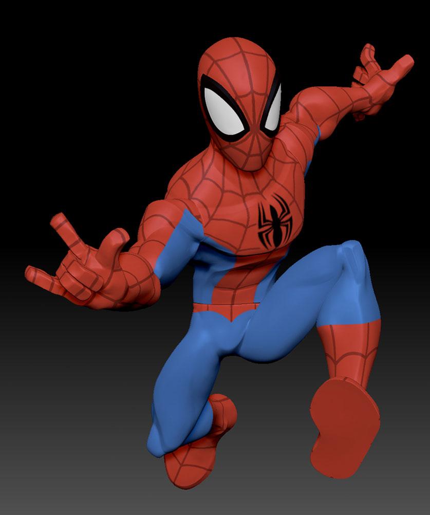 clip free download transparent spiderman disney infinity #106645722