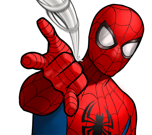 clip free download Spiderman Clipart Free at GetDrawings