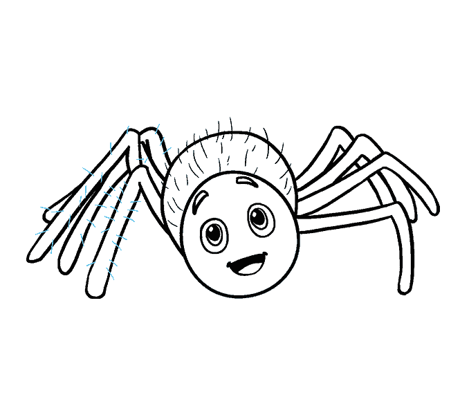 clip library download Spiders clipart easy cartoon