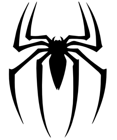 graphic royalty free library Spiders Gallery