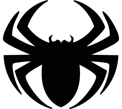 clip royalty free library Spider Clipart Three