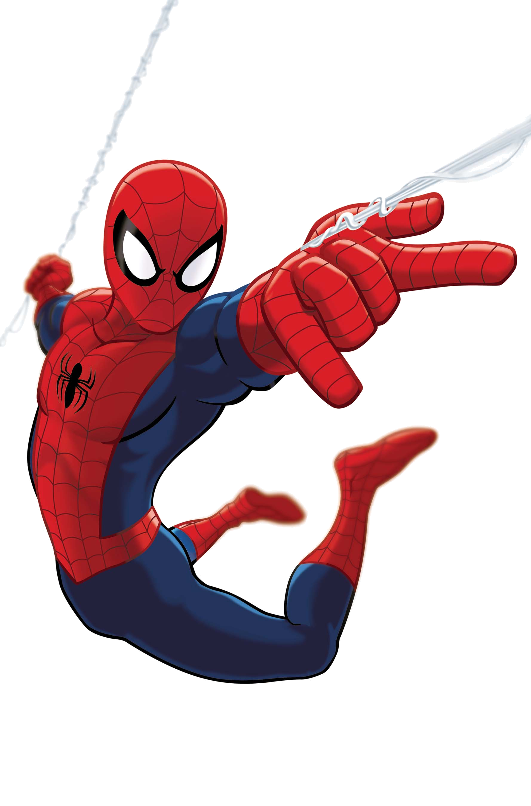 clip transparent stock Spider Man Clipart blank background