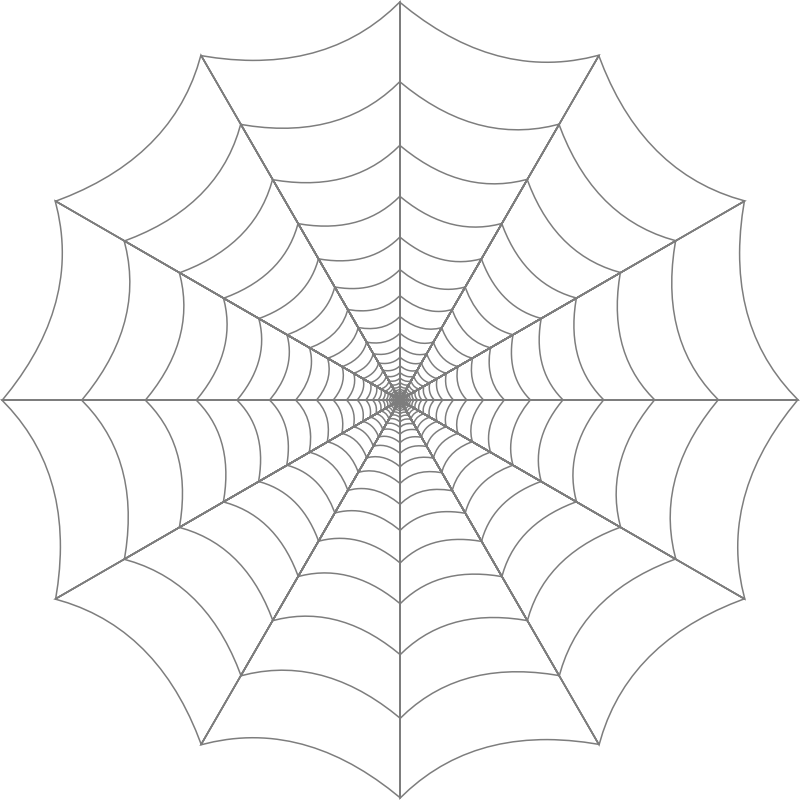 image freeuse library Spider web clipart transparent. Free clip art panda