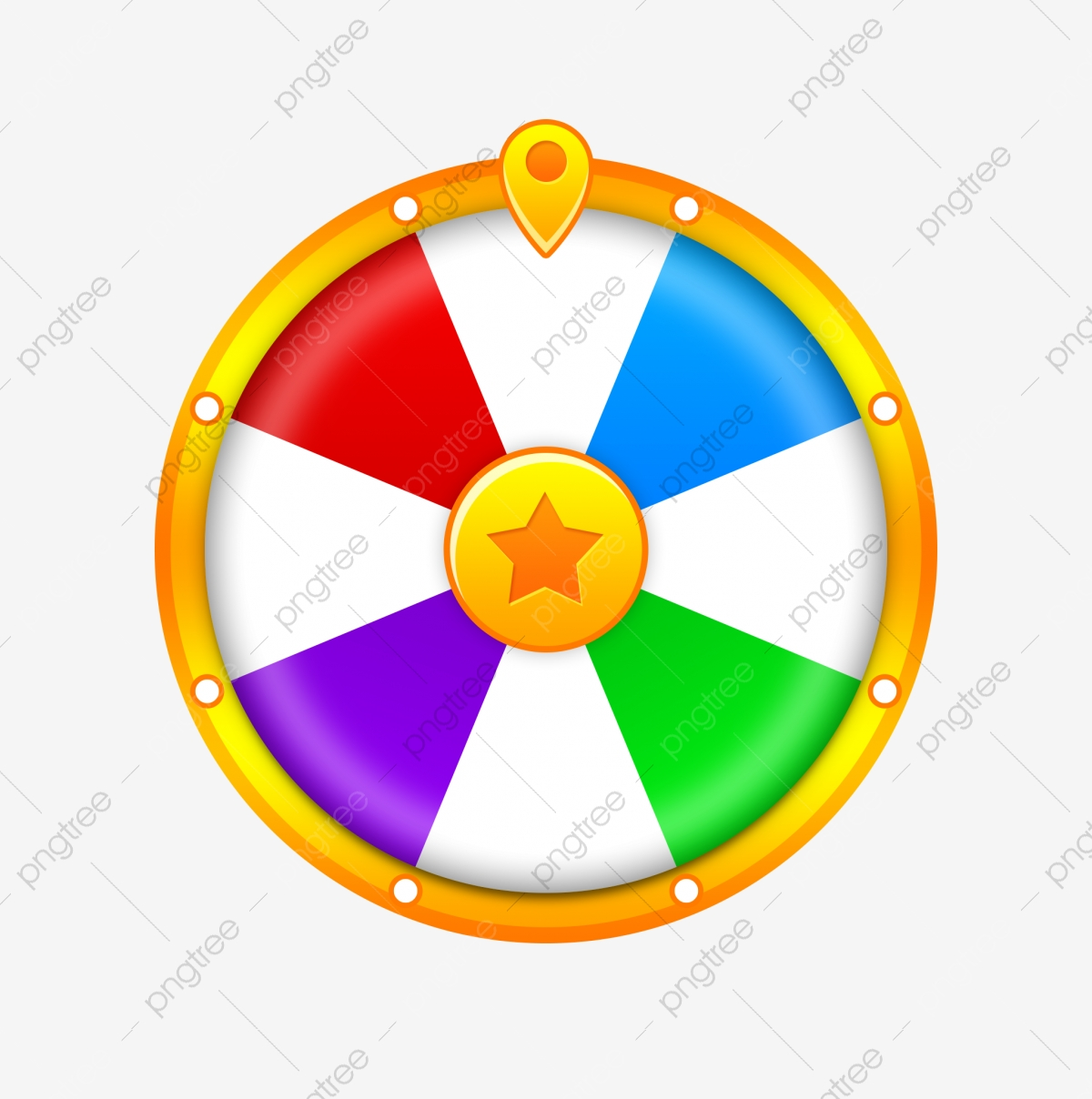 svg black and white download Golden png transparent . Spin the wheel clipart
